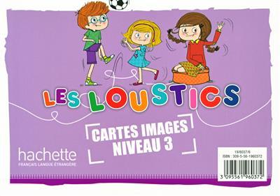 خرید فلش کارت les loustics 3