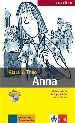 خرید کتاب آلمانی Anna + CD B1