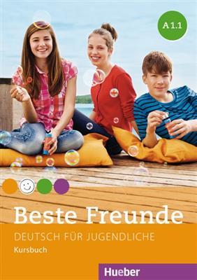 خرید کتاب آلمانی Beste Freunde A1/1