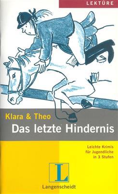 خرید کتاب آلمانی Das letzte Hindernis