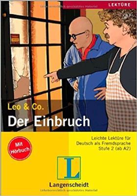 خرید کتاب آلمانی Der Einbruch + CD A2