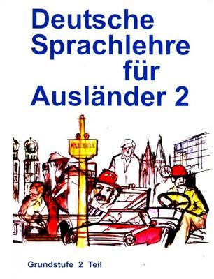 خرید کتاب آلمانی Deutsch Sprachlehre Fur Adslander 2