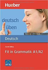 خرید کتاب آلمانی Deutsch Uben - Taschentrainer: Fit in Grammatik A1/A2