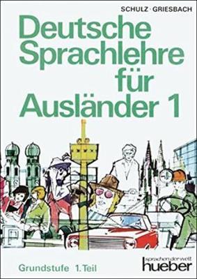 خرید کتاب آلمانی Deutsche Sprachlehre fur Auslander 1