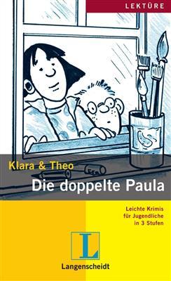 خرید کتاب آلمانی Die doppelte Paula