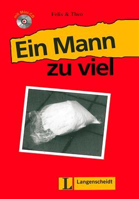 خرید کتاب آلمانی Ein Mann zu viel