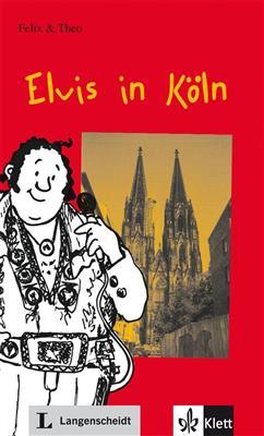 خرید کتاب آلمانی Elvis in Koln A1 + CD