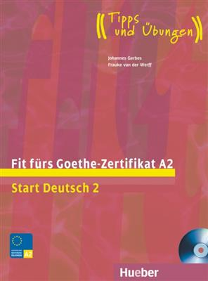 خرید کتاب آلمانی Fit fürs Goethe-Zertifikat A2