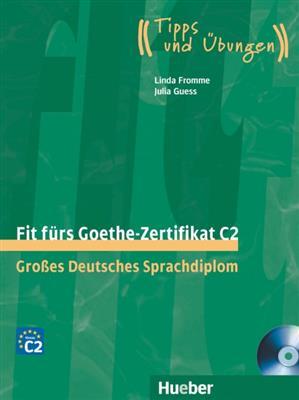 خرید کتاب آلمانی Fit fürs Goethe-Zertifikat C2