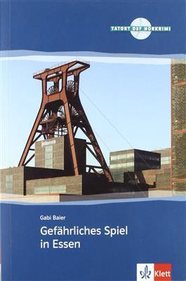 خرید کتاب آلمانی Gefahrliches Spiel in Essen + CD B1