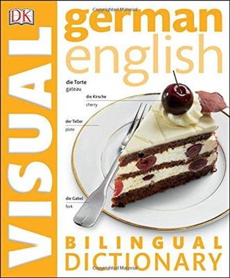 خرید کتاب آلمانی German English Bilingual Visual Dictionary
