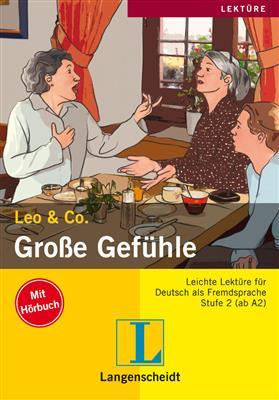 خرید کتاب آلمانی GroBe Gefuhle + CD A2