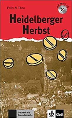 خرید کتاب آلمانی Heidelberger Herbst + CD A2