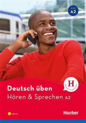 خرید کتاب آلمانی Horen & Sprechen A2
