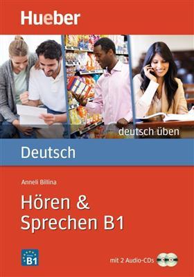 خرید کتاب آلمانی Horen & Sprechen B1