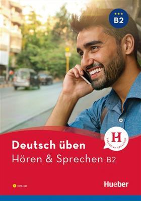 خرید کتاب آلمانی Horen & Sprechen B2