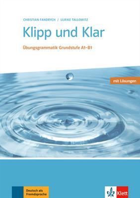 خرید کتاب آلمانی Klipp und Klar A1-B1 Übungsgrammatik Grundstufe Deutsch