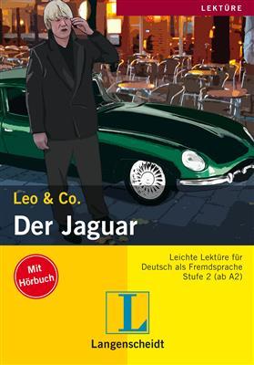 خرید کتاب آلمانی Leo & Co.: Der Jaguar + CD A2