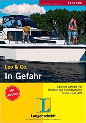 خرید کتاب آلمانی Leo & Co.: In Gefahr A2