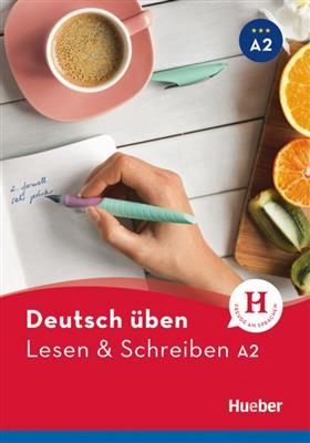 خرید کتاب آلمانی Lesen & Schreiben A2