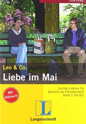 خرید کتاب آلمانی Liebe Im Mai + CD A2