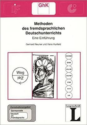خرید کتاب آلمانی Methoden DES Fremdsprachlichen Deutschunterrichts