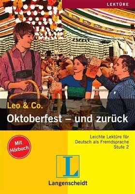 خرید کتاب آلمانی Oktoberfest - Und Zuruck + CD A2