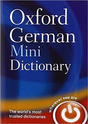 خرید کتاب آلمانی Oxford German Mini Dictionary