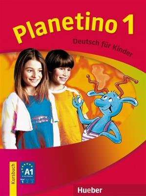 خرید کتاب آلمانی Planetino 1