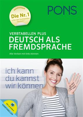 خرید کتاب آلمانی Pons Verbtabellen Plus Deutsch: German Edition