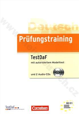 خرید کتاب آلمانی Prufungstraining testDaf