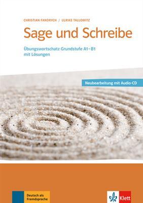 خرید کتاب آلمانی Sage und Schreibe A1-B1 - Neubearbeitung