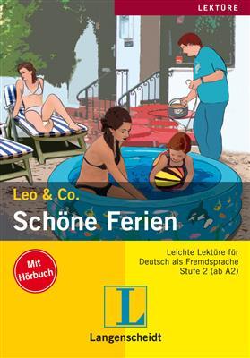 خرید کتاب آلمانی Schone Ferien + CD A2
