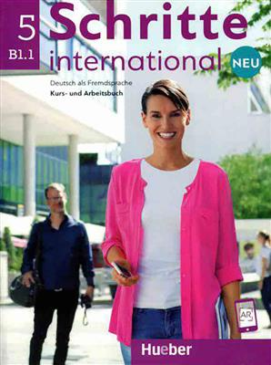 خرید کتاب آلمانی Schritte International Neu B1.1 SB+WB+CD