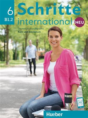خرید کتاب آلمانی Schritte International Neu b1.2 SB+WB+CD