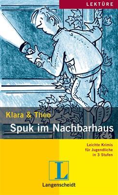 خرید کتاب آلمانی Spuk Im Nachbarhaus + CD B1