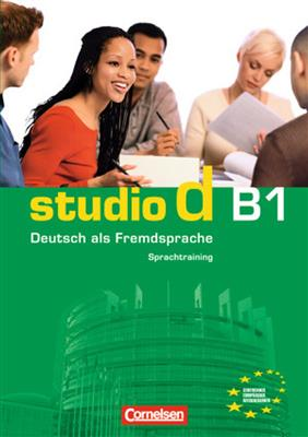 خرید کتاب آلمانی Studio d: Sprachtraining B1 (SB+WB+CD+DVD)