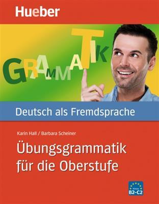 خرید کتاب آلمانی Übungsgrammatik für die Oberstufe B2-C2