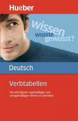 خرید کتاب آلمانی Verbtabellen Deutsch
