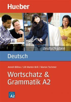 خرید کتاب آلمانی Wortschatz & Grammatik A2