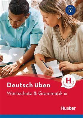 خرید کتاب آلمانی Wortschatz & Grammatik B1