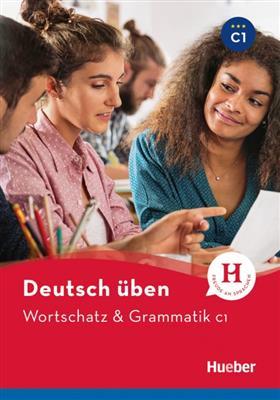 خرید کتاب آلمانی Wortschatz & Grammatik C1