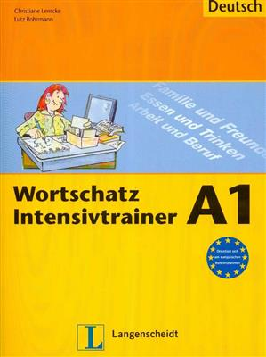 خرید کتاب آلمانی Wortschatz Intensivtrainer: Ubungsheft A1