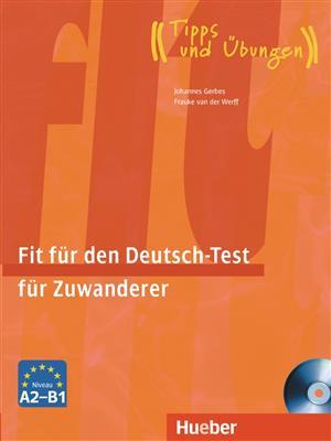 خرید کتاب آلمانی fit fiir den Test Daf