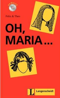 خرید کتاب آلمانی oh Maria
