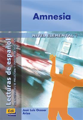 خرید کتاب اسپانیایی Amnesia: Nivel Elemental 1