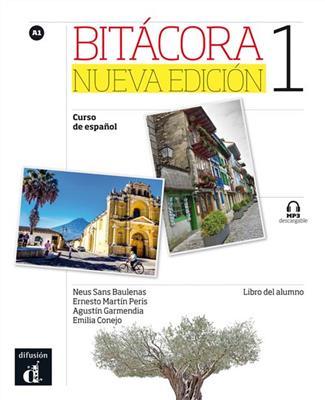 خرید کتاب اسپانیایی Bitacora 1 Nueva edición + Cahier d'exercices + CD