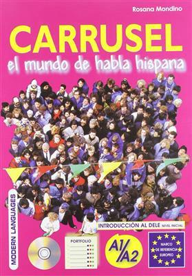 خرید کتاب اسپانیایی Carrusel + 1CD