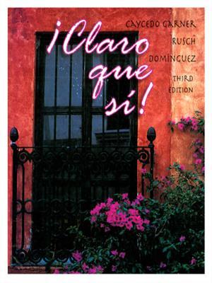 خرید کتاب اسپانیایی Claro que si