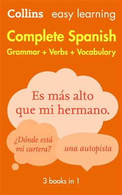 خرید کتاب اسپانیایی Complete Spanish Grammar